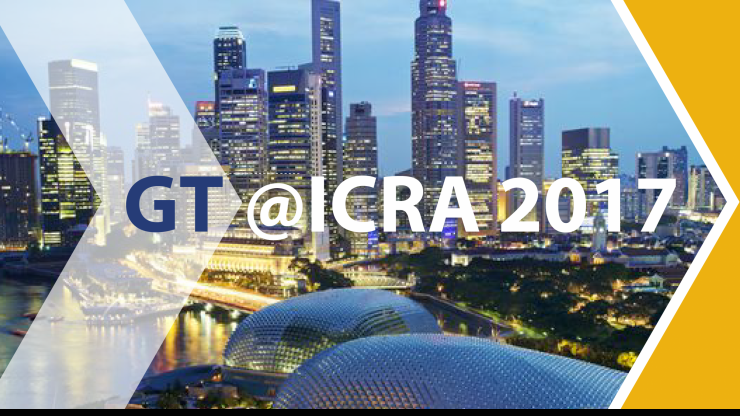 Georgia Tech @ ICRA 2017