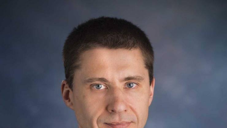 Igor Belykh, professor in the Department of Math and Statistics with a joint appointment at Neuroscience Institute in the College of Arts & Sciences at Georgia State University