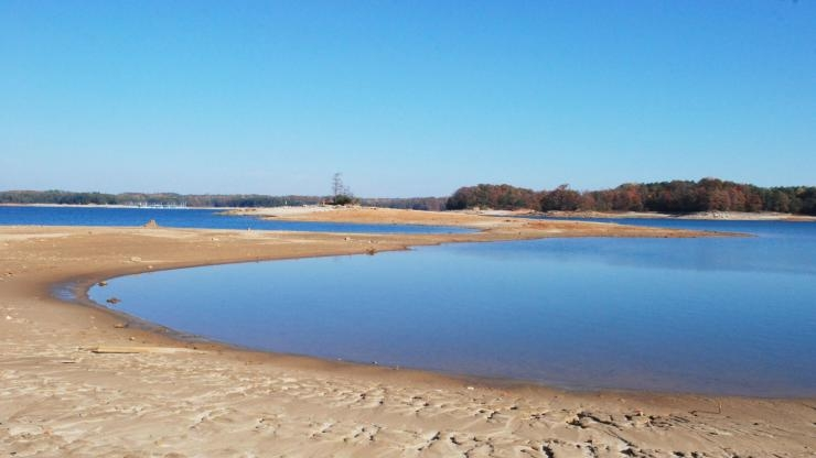 Lake Lanier drought
