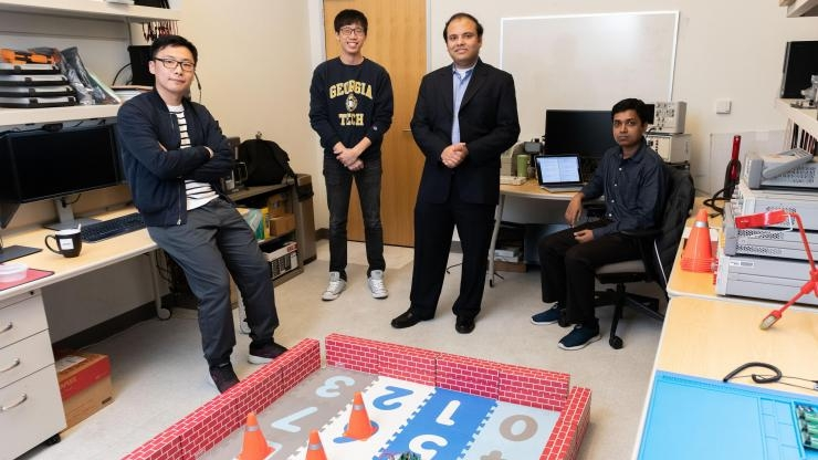 Research team for ultra-low power chips