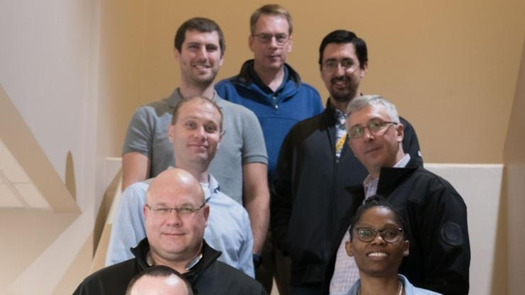 Atlanta-based GTRI Distributed Ground System team