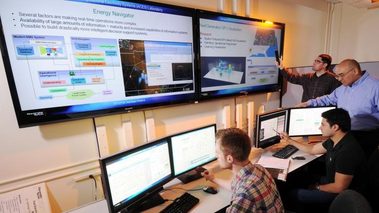 Research Horizons - Power Grid - Integrating Renewable Energy Sources into Power Grid