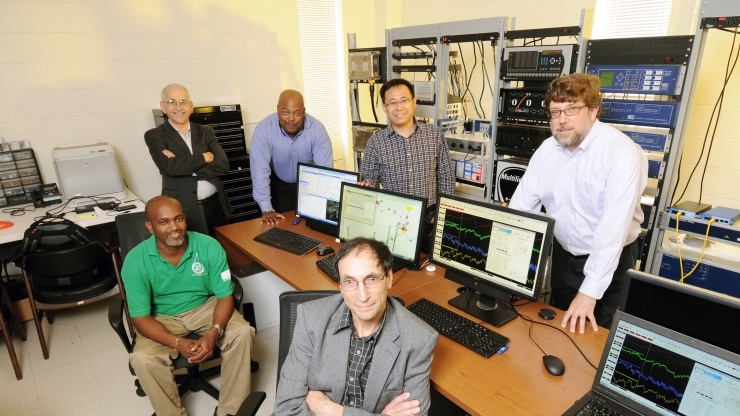 research horizons - Power Grid - Researchers from GTRI, NEETRAC & School of Electrical & Computing Engineering