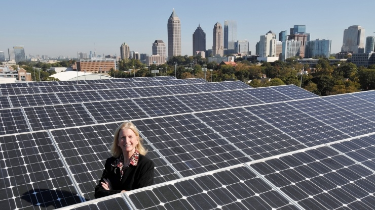 research horizons - Power Grid - Prof. Marilyn Brown analyzed smart grid policies