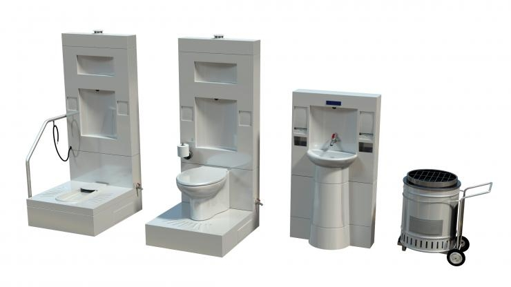 Concepts for reinventing the toilet