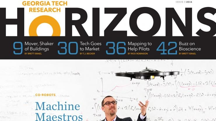 Research Horizons magazine