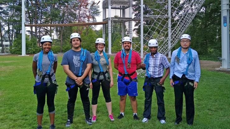 SCMB Ropes Course