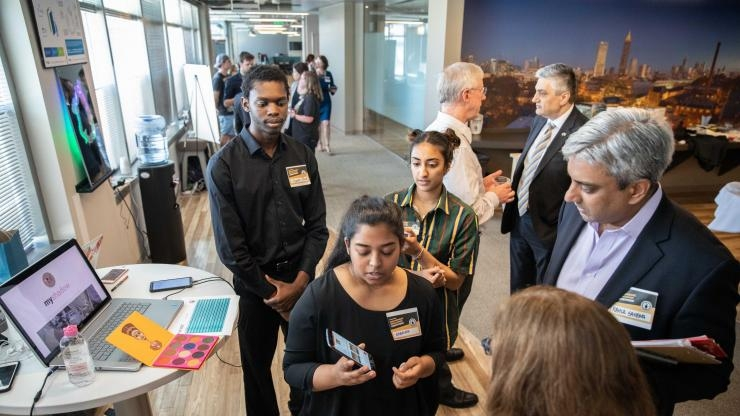 Spring 2019 Convergence Innovation Competition