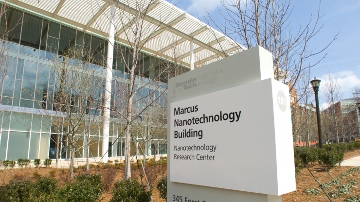 Georgia Tech's Marcus Nanotechnology Building