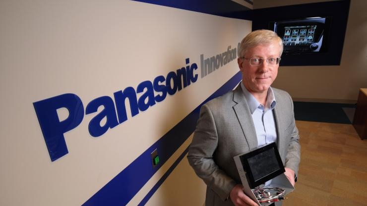 Research Horizons - Tech Square - John Avery, manager of Panasonic Innovation Center